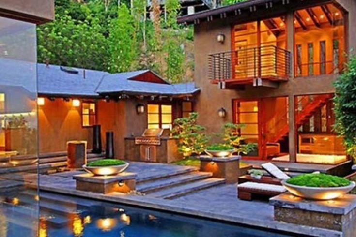 A Few Handy Modern Backyard Design Tips | Interior Design inspirations and articles
