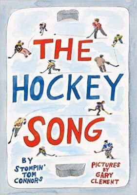 """The #Hockey Song! As Stompin' Tom Connors sings, """"It's the good old hockey game, the best game you can name."""" And in this charmingly illustrated book for all ages, the classic song played at hockey games around the world is imagined as a shinny game on an outdoor rink in the middle of the city that starts with two players and soon grows to include the whole community. """"The puck is in! The hometown wins! The good ol' hockey game."""""""