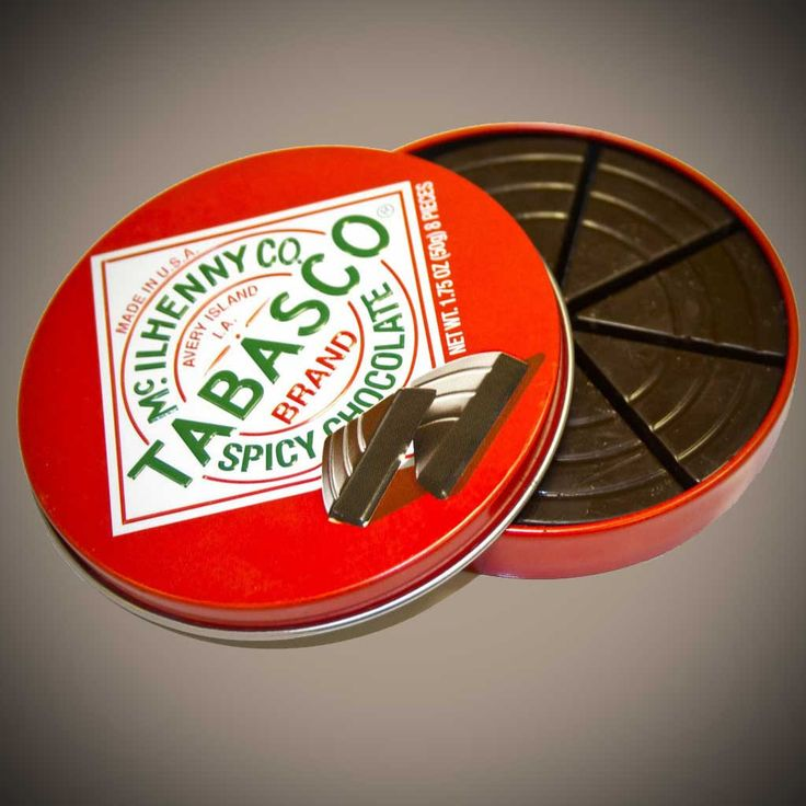 Tabasco Chocolate (3 Pack)