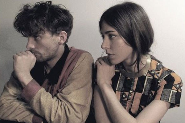 Chairlift's Bruises reminds me of uni
