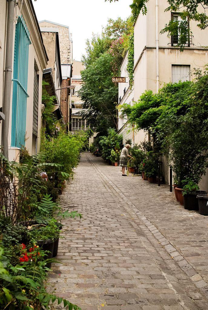 Cité du Midi Paris 18e