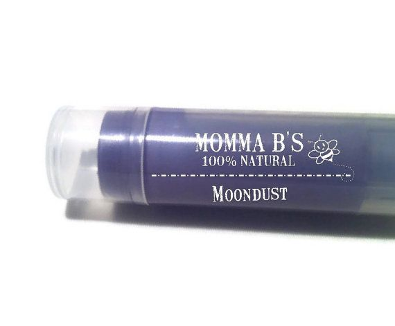 All Natural POSH Silver Metallic Purple High by MommaBNaturals, $6.99