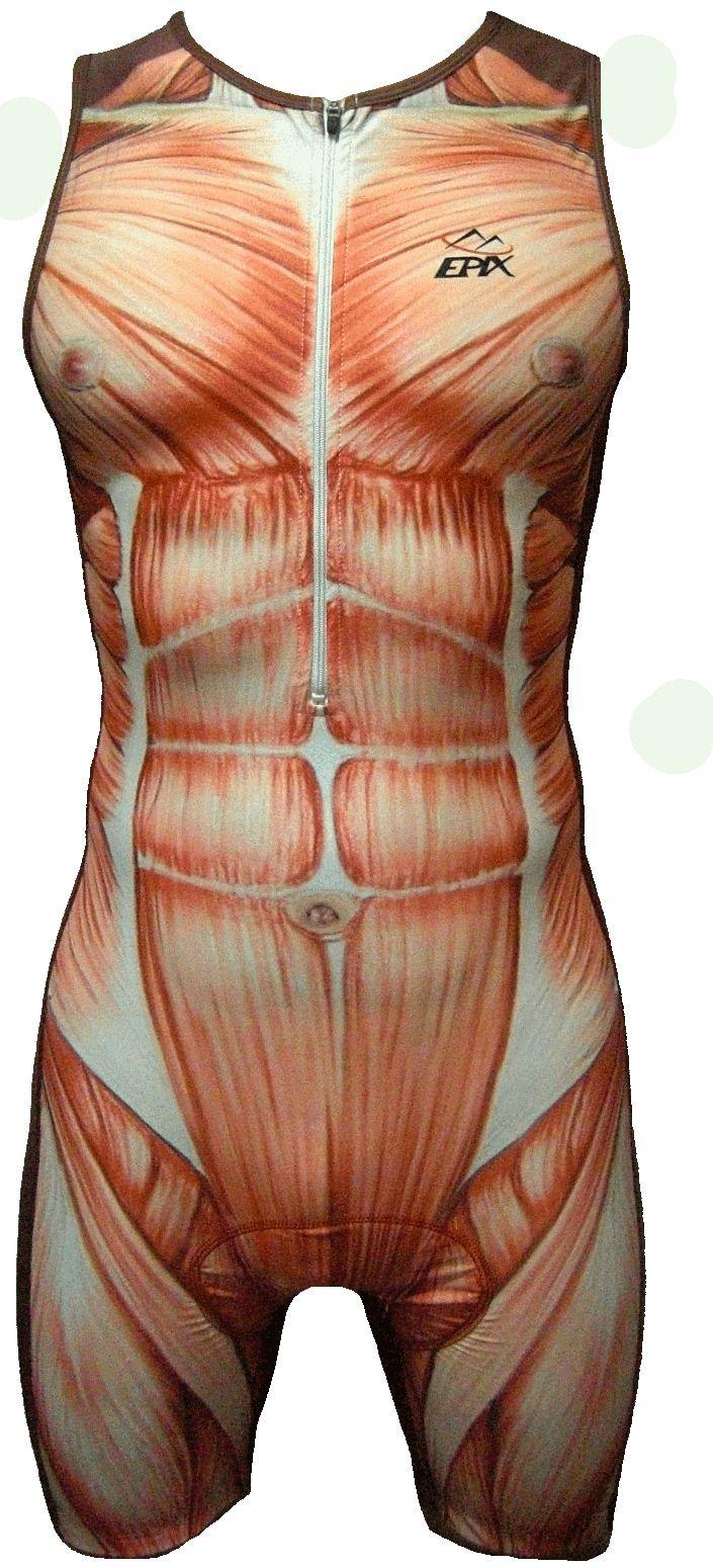 Triathlon Clothing : Limited-edition, Muscle Tri Suit! sizes M, L, XL