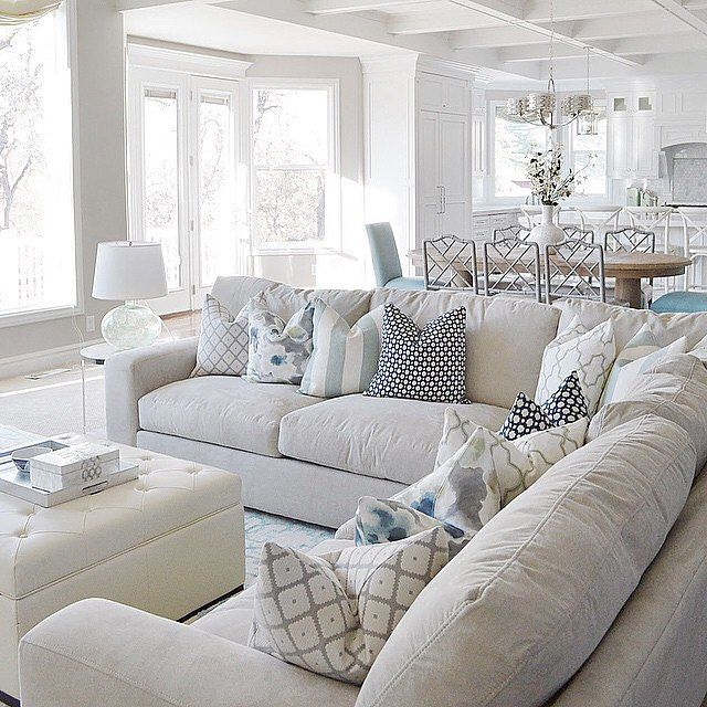 10 Best Images About Kitchen Living Room Combo On: Best 25+ Living Room Sectional Ideas On Pinterest