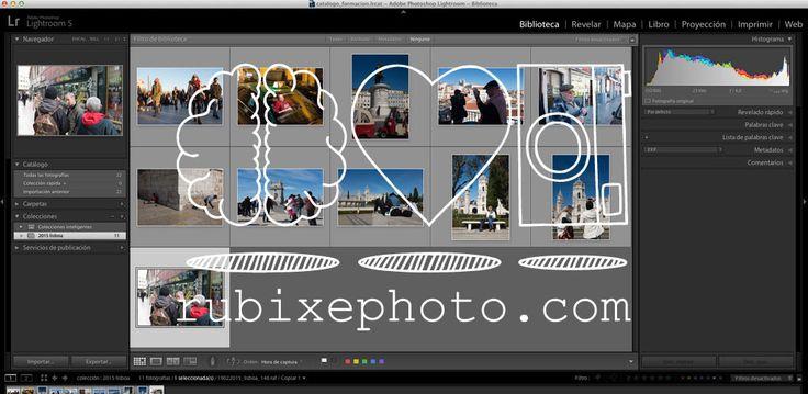 Videotutorial de revelado digital de Fotografía, con Adobe Photoshop Lightroom: parte 1, importar imágenes desde nuestra tarjeta de memoria.