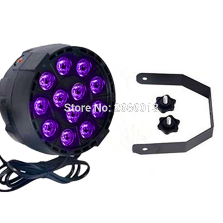Ideal Niugul LED Par light xW LED Par Can Par led spotlight dj projector wash lighting stage