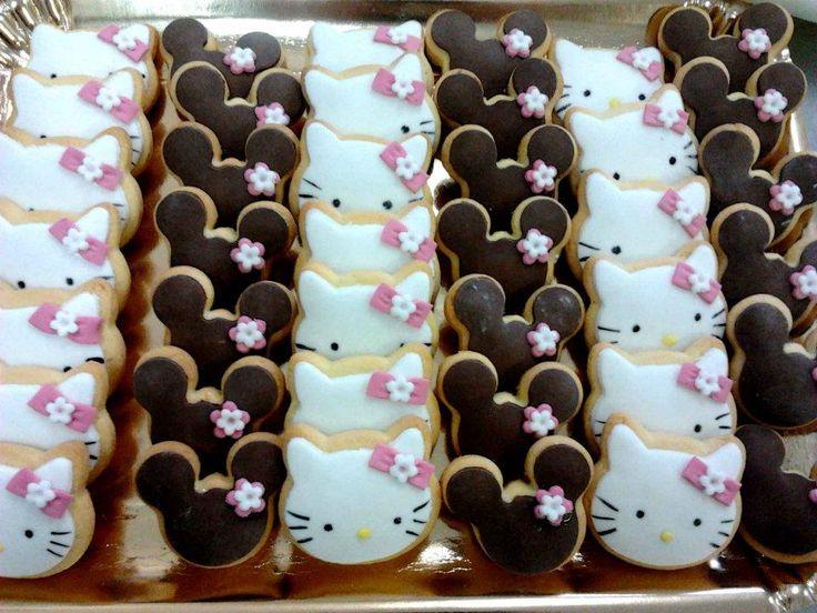 Hello Kitty idea regalo di http://www.simocakedesigner.it