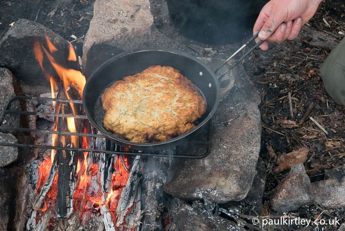how to make easy fry bread