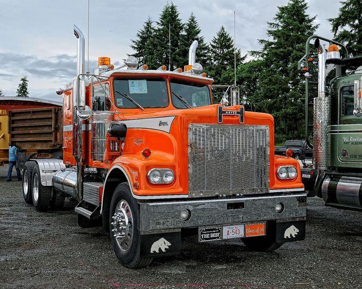 Trucking Hayes Heavy Pinterest