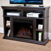 Cambridge Electric Fireplace Media Center in Espresso - 23MM6171-E451 - only $599 today!