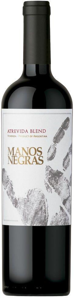 """""""Atrevida"""" Malbec 2010 - Manos Negras Wines, Mendoza----------- Terroir: Altamira (San Carlos)---- Crianza: 9 meses en barricas de roble francés"""