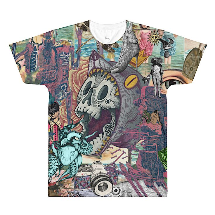 Colorful Art Shirt XLIV