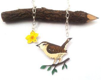 Collana scintillante Groovy libellula  arte da indossare