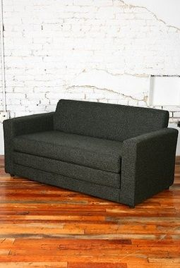 Foam fold out sofa bed For the Home