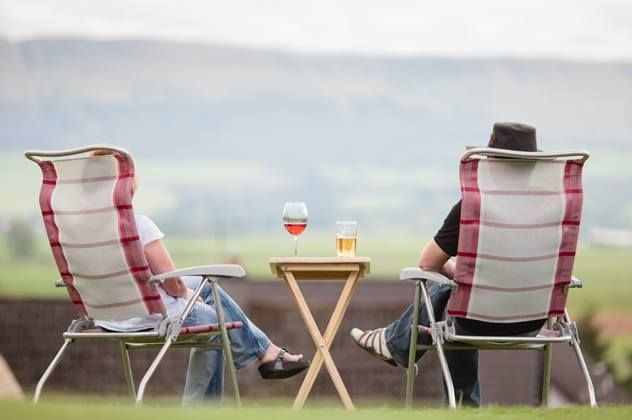 Relax and unwind by your very own Wigwam