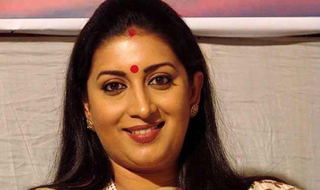 Smriti Irani: An Inspiration for Every Indian Woman   #SmritiIrani