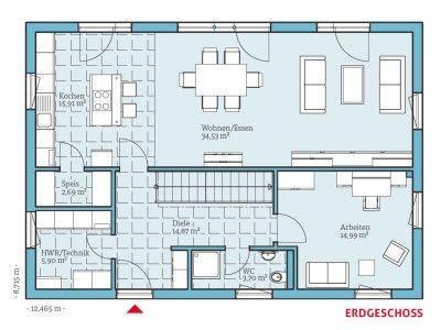 144 besten Grundrisse Bilder auf Pinterest Fußböden, Sims und - badezimmer grundriss planen