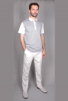 Покупаем белые брюки и джинсы мужские