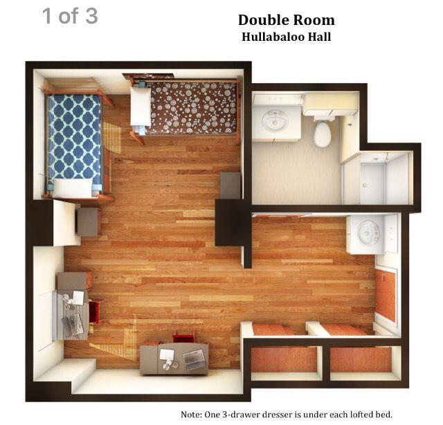 University Club Apartments: Texas A&M Hullabaloo Dorm. #tamu #collegestation