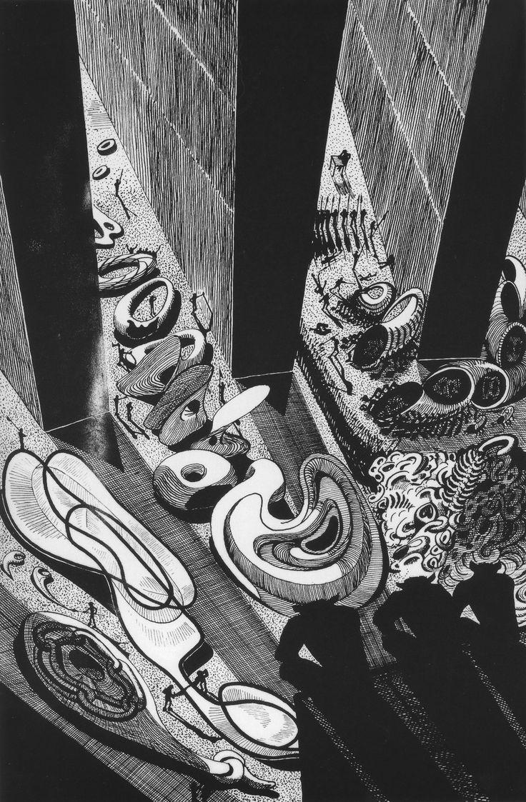 Las pesadillas topológicas de Anatoly Fomenko (algo así como Escher en DMT) « Pijamasurf - Noticias e Información alternativa