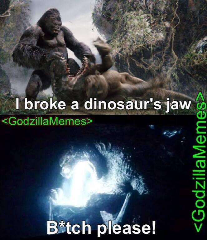 Godzilla Atomic Breath Movie Stills