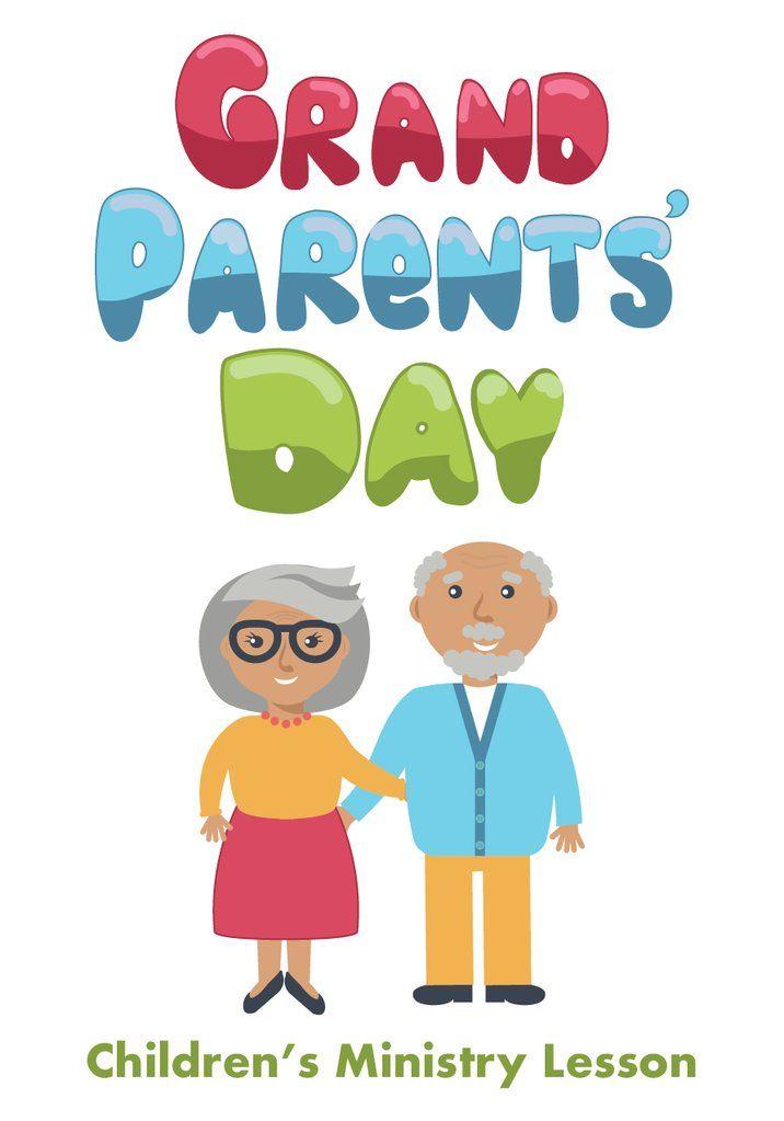 Grandparents Day Children S Church Lesson Children S Pastor Only