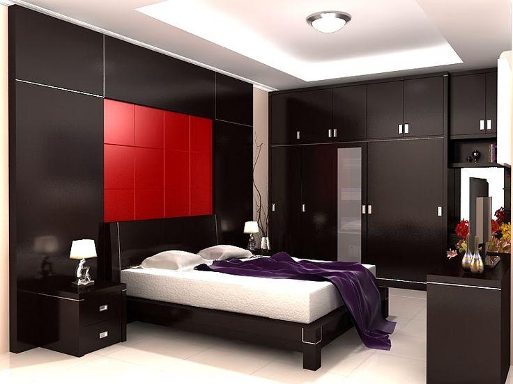 Desain Interior Kamar Tidur Rumah Minimalis Dengan Konsep Modern ...