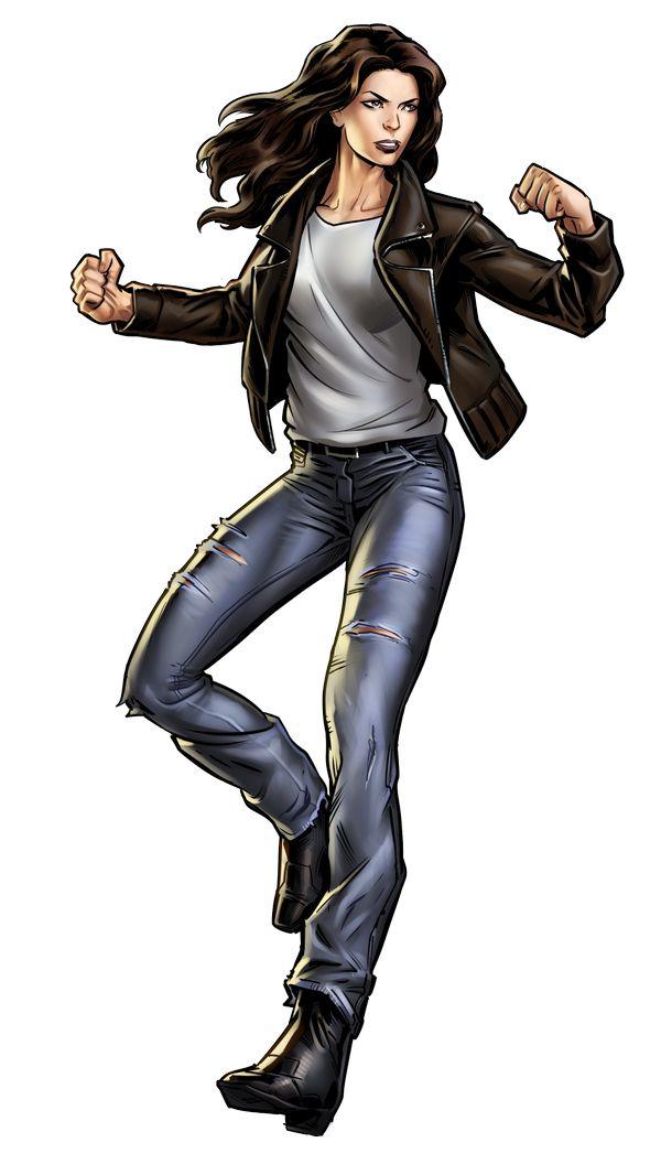 Jessica Jones #Marvel: Avengers Alliance