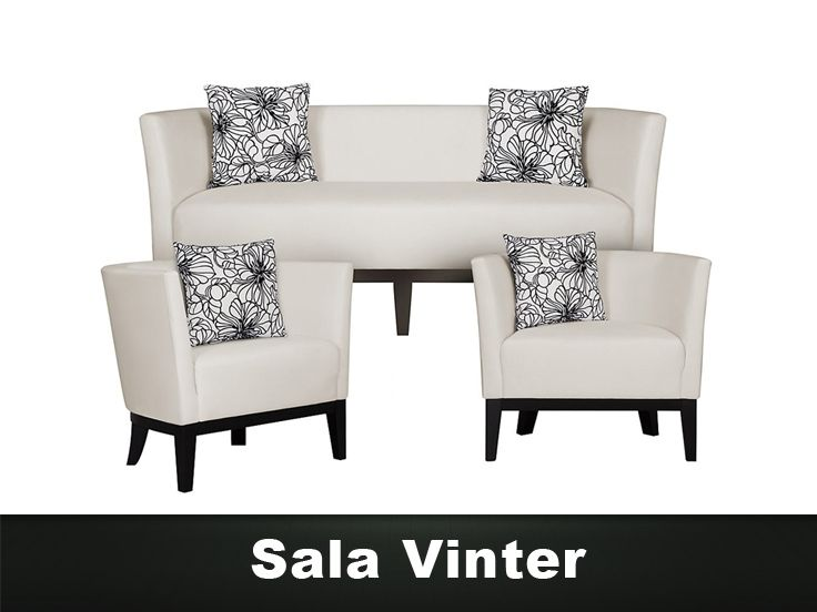 17 best images about salas on pinterest derby and chang 39 e 3 for Modelos de muebles modernos para salas pequenas