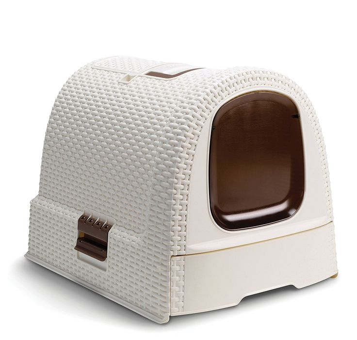 Curver Petlife Litter box cuvette cat toilet Clean and Safe