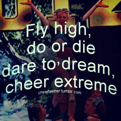 Cheer Extreme Senior Elite