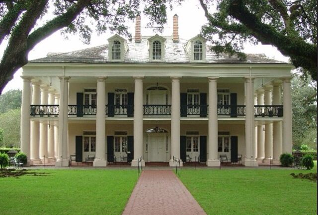 I need a southern plantation home.