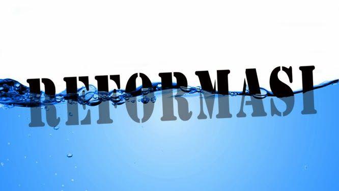 Nusantara Percaya Diri: Catatan Pembangunan Era Reformasi