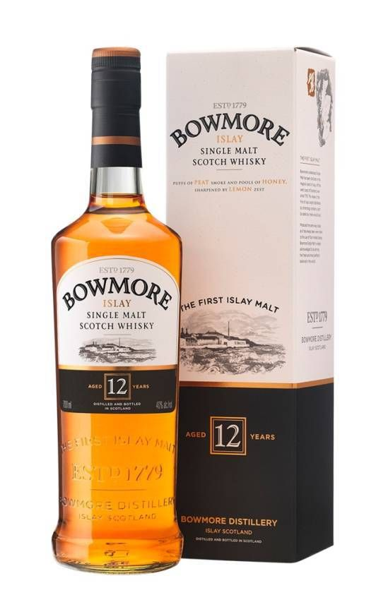 Bowmore Islay Single Whisky Gift Guide 2016