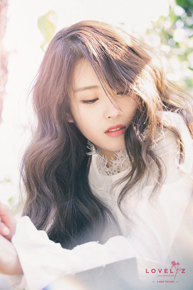 [#Lovelyz] #러블리즈 #A_New_Trilogy #Teaser #PHOTO #미주 #MIJOO #20160425