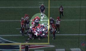 Watch: Vontaze Burfict Deliberately Stepped On LeGarrette Blount's Legs After Touchdown