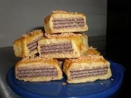 Cara Membuat Kue Wafer keju