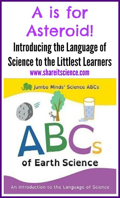 Share it! Science News : ABC's of Earth Science. Teaching ...