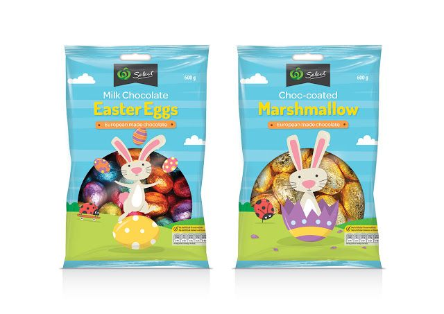 Woolworths Select Easter 2014 on Packaging of the World - Creative Package Design Gallery