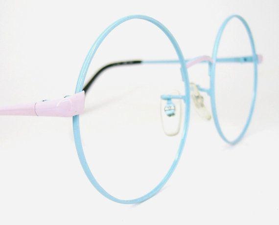 Vintage Round eyeglasses or sunglasses Frame by Vintage50sEyewear