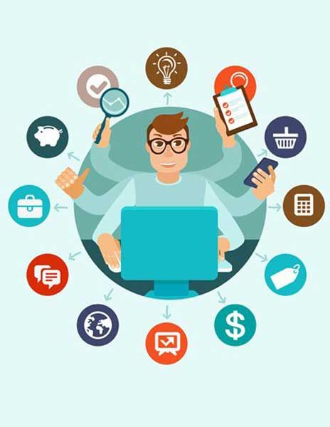 Why #multitasking is wrong & what you can do instead #careertips #careeradvice  Find out at bytes.quezx.com