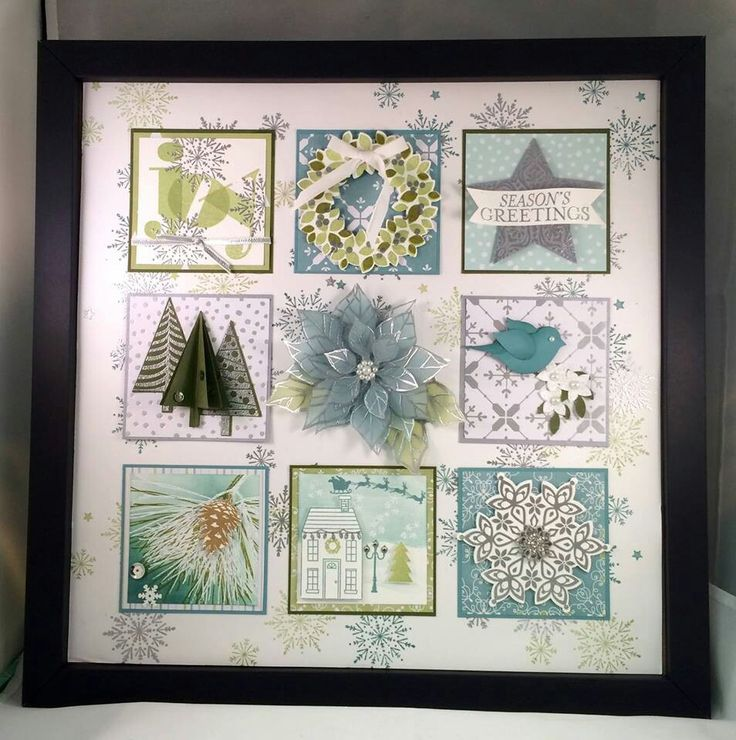 A Christmas Sampler - Stamping Up