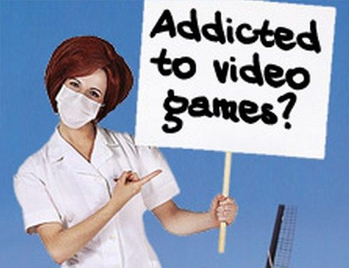 When the Virtual World Becomes the Real World : Video Gaming Addiction