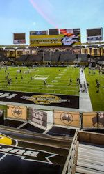 Michigan State and TCU are set to meet in the 2012 Buffalo Wild Wings Bowl Saturday at 10:15 ET in Sun Devil Stadium. The game will be televised on ESPN.(SpartanSportsNetwork.com)