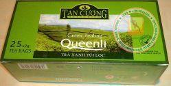 Зеленый вьетнамский чай в пакетиках (TAN CUONG) - 25 пакетиков. Вьетнам.