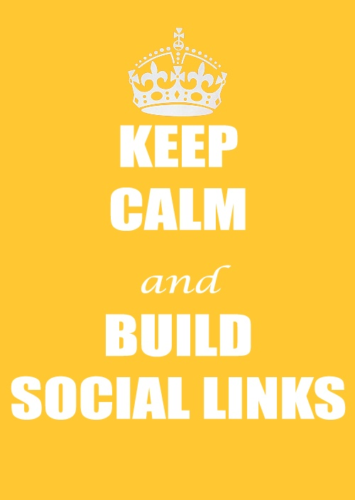 build social links