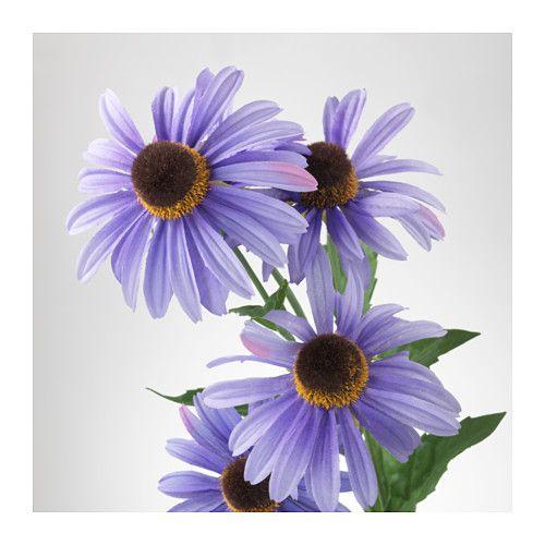SMYCKA Kunstblume IKEA Naturgetreue, künstliche Blüte. Wirkt immer frisch. Der Stängel mit Stahldraht lässt sich nach Wunsch biegen.