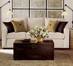 Slipcovers for Couches, Sleeper Couches & Sofa Loveseats   Pottery Barn