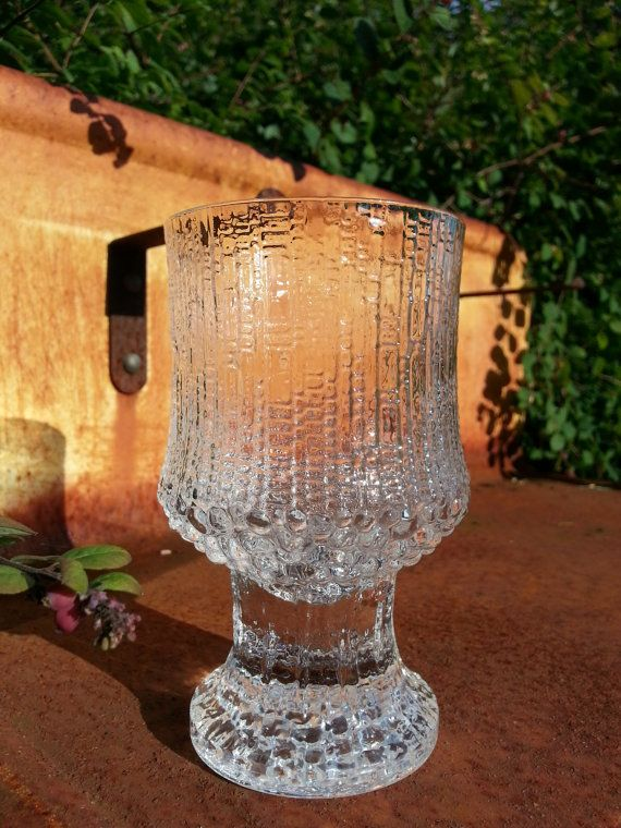 Mid Century 1968 Ultima Thule wine glasses from by fcollectables, €15.00