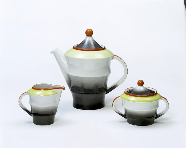 Coffee pot and lid | Gulbrandsen, Nora | made in Norway in 1929